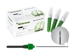 21G | Blood Collection Needles | sterile | non-pyrogenic | non-toxic | price | cost