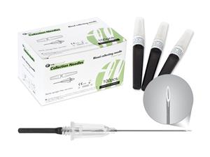 22G | Laboratory Disposables | Blood Collection Needles | Flashback | Visio | price | cost