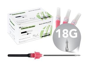 18G | blood collection needles | sterile | non-pyrogenic | non-toxic | price | cost