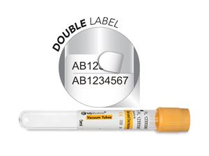 5 ml | Plastic | 13x100 mm | Yellow Cap | Vacuum Tubes | Chemistry| Immunology | Activating Gel | Blood Collection | price | cost