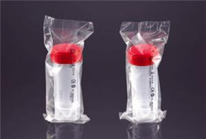 30 ml graded | Container | stool | red screw cap | Individualy wrapped | frost label | laboratory disposables | price | cost