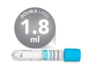 1,8 ml | plastic | 13x75 mm | blue cap | Coagulation | Sodium citrate 3,2% | Blood Collection | Vacuum Tubes | price | cost